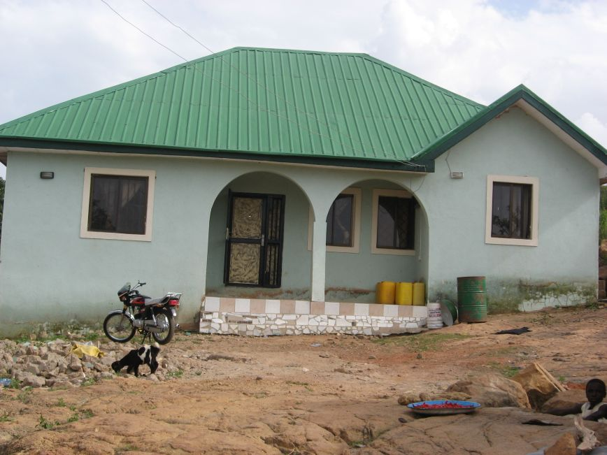 Pix 26 oct the paynes for Nigerian home designs photos